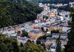 Karlovy Vary city tour