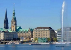 Hamburg City tour