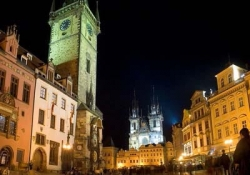 Wine and Beer Party in Prague
