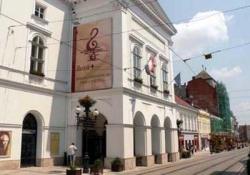 Экскурсия по городу Мишкольц