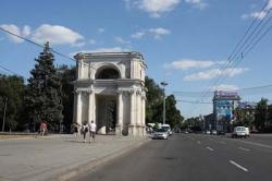Экскурсия по городу Кишинев