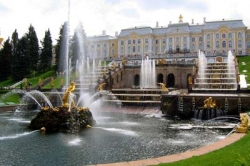 Escorted Tour Two Russian Capitals Moscow and St.Petersburg