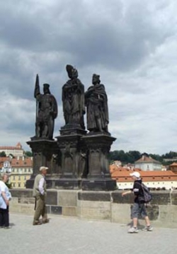 Prague Getting Acquainted by Bus