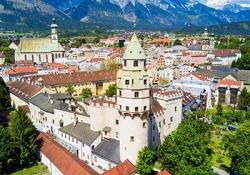 Schloss Tratzberg - Wolfsklamm - Hall in Tirol
