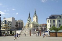 Zilina City tour