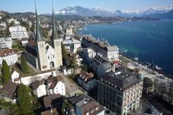 Lucerne City tour