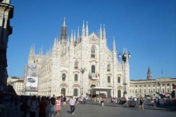 Milan City tour