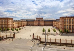 Hambach Castle - Mannheim Baroque Palace - Mannheim