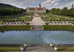 Weikersheim castle and Garden - Rottingen Wine Village - Creglingen