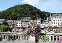 Liege - Abbey Val-Dieu - Verviers - Spa - Abbey of Stavelot