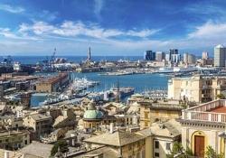 Day tour to Genoa