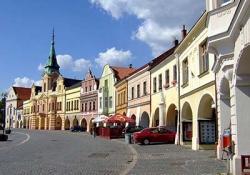 Ceske Budejovice City tour