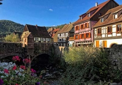 Colmar - Kaysersberg - Riquewihr - Winery Hugel