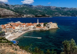 Cetinje - Budva - Kotor