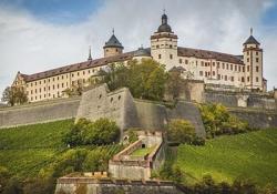 Bad Mergentheim - Weikersheim Castle and Gardens - Wurzburg