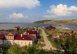Cruise - Sviyazhsk Island