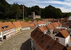 Koldinghus Castle - Geographical garden - Kolding Miniature Town - Ribe