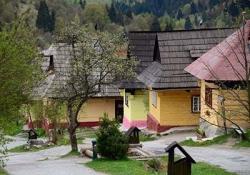 Harmanecka cave - Vlkolinec - Ruzomberok