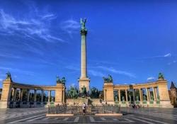 Tour  Prague - Vienna - Budapest - Moscow - St. Petersburg