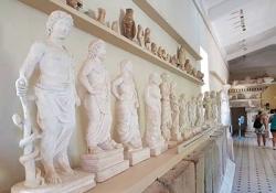 Corinth Canal - Ancient Corinth - Mycenae - Nafplion - Ancient Theatre of Epidaurus