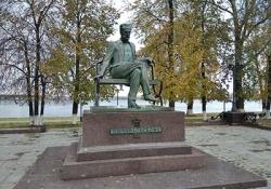 Votkinsk - Museum estate of P.I.Tchaikovsky - Yoshkar-Ola