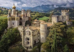 Caseificio Pieve Roffeno - Castello di Rocchetta Mattei - Porretta Terme