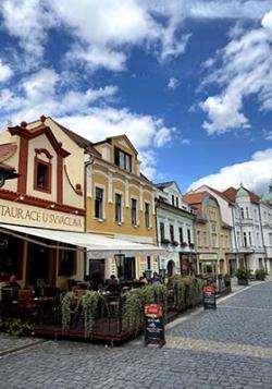 Cesky Krumlov City tour