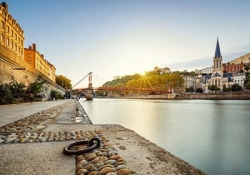 Boat cruise in Lyon