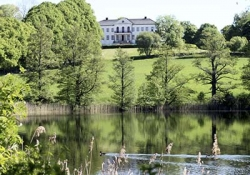 Gunnebo House and Gardens - Naas castle