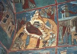Voronet monastery - Humor monastery - Sucevita monastery - village Marginea