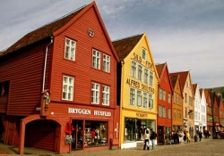 Tour Sweden - Denmark - Norway