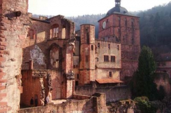 Excursion to Heidelberg Castle