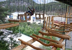 Outdoor adventure park AREA 47