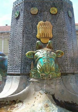 Monument of the Battle of Mohacs - Pecs