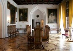 Kornik castle - Rogalin castle