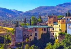 Castillo de Las Aguzaderas - Zahara de la Sierra - Molino El Vínculo - Village of Grazalema - Ronda