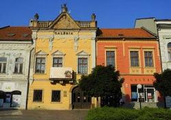 Slovak opal mines - Trocany wooden church - Velky Saris castle - Presov