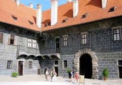 Hluboka nad Vltavou Castle - Cesky Krumlov