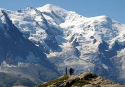 Chamonix - Aiguille du Midi - Mont Blanc