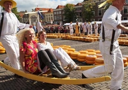 Zaanse schans museum - Alkmaar Cheese Market - Haarlem