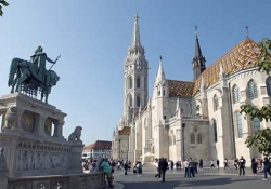 Tour  Prague - Vienna - Budapest - Moscow - St. Petersburg