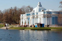 Excursion to Tsarskoe Selo