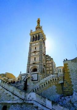 Marseilles city tour