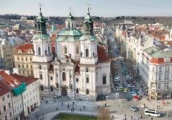 Tour  Prague - Rome - Vienna - Budapest - Bratislava - Prague