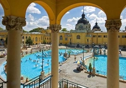 Tour  Wellness and Spa Prague - Vienna - Budapest - Prague